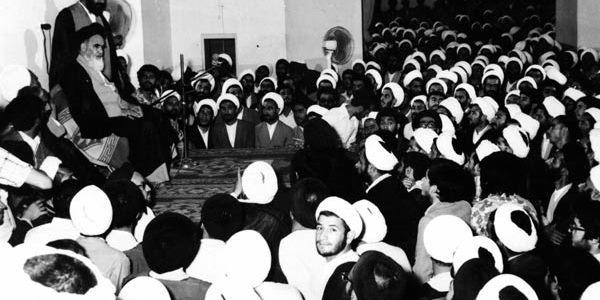 منشور روحانیت صادر شده از سوی امام خمینی(ره)